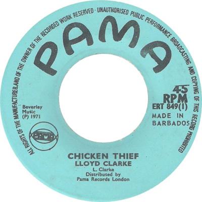 Lloyd Clarke - Chicken Thief