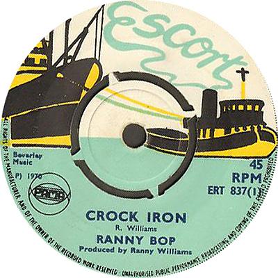 Ranny Bop - Crock Iron