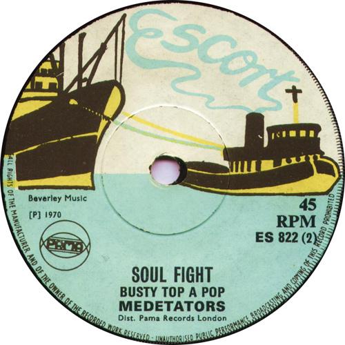 ES822B The Mediators – Soul Fight