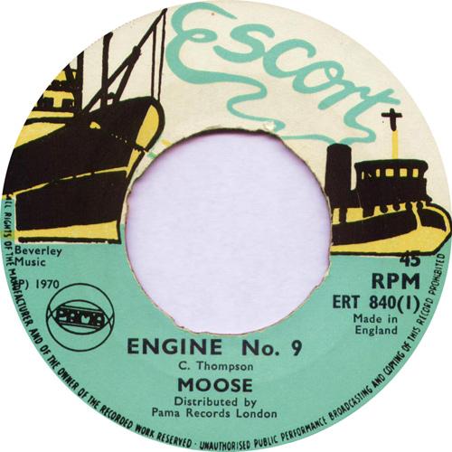 ERT840A Moose - Engine Number Nine