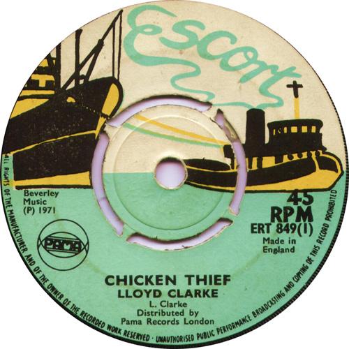 ERT849A Lloyd Clarke - Chicken Thief
