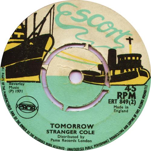 ERT849B Stranger Cole - Tomorrow