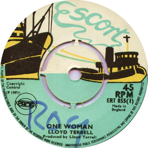 ERT855A Lloyd Charmers - One Woman