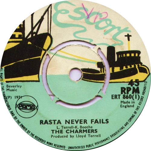 ERT860A The Charmers - Rasta Never Fails