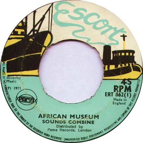 ERT862A Sounds Combine - African Museum