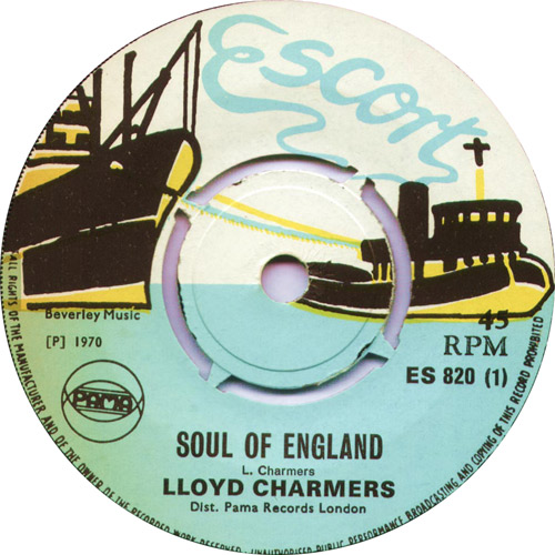 ES820A Lloyd Charmers - Shang I