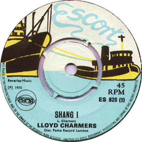 ES820B Lloyd Charmers - Soul Of England