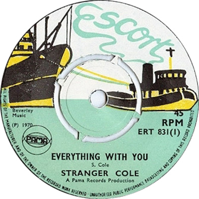 Stranger Cole - Everything With You