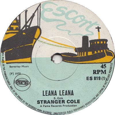 Stranger Cole - Lena Lena