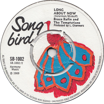 Bruce Ruffin - Long About Now
