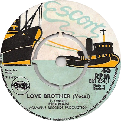 Herman - Love Brother