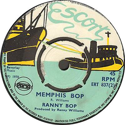 Ranny Bop - Memphis BoP