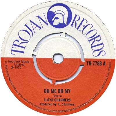Lloyd Charmers - Oh Me Oh My