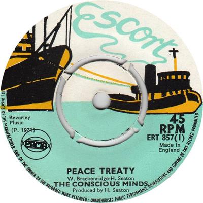 The Conscious Minds – Peace Treaty