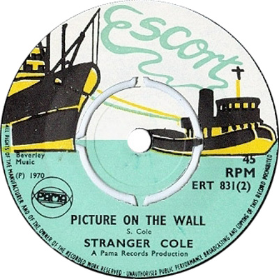 Stranger Cole - Picture on The Wall