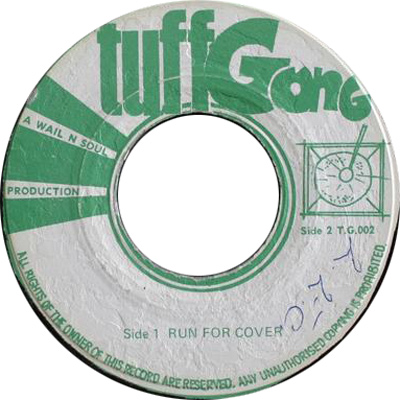 Bob Marley & The Wailers - Run For Cover