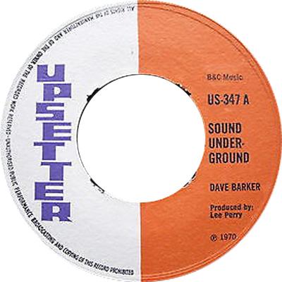 Dave Barker - Sound Underground