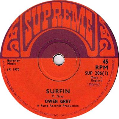 Owen Gray - surfin