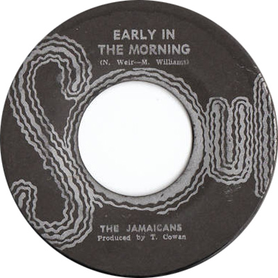 The Jamaicans - Early In The Morning