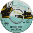ES 816-2 Tony Scott - Saturday Night