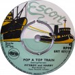 ERT 827-1 Fitzroy And Harry - Pop A Top Train