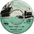 ERT 833-1 Gregory Isaacs - While There Is Life