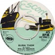 ERT 848-1 Willie Francis - Burn Them