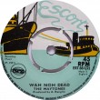ERT 861-2 The Maytones - Wha No Dead