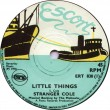 ERT830A Stranger Cole And The Mohawks - Little Things