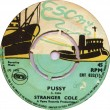 ERT832A Stranger Cole And The Mohawks - Pussy