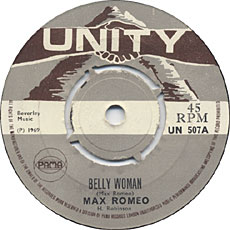 Max Romeo - Belly Woman