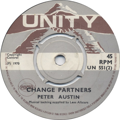 Peter Austin - Change Partners