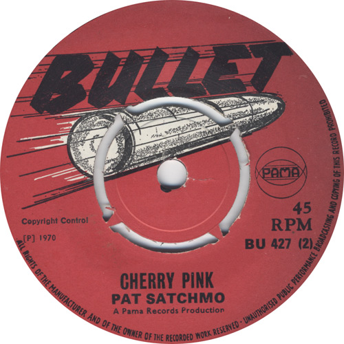 Pat Satchmo - Cherry Pink