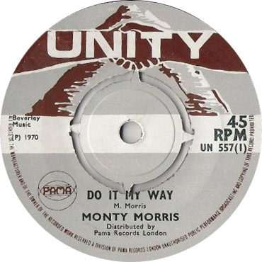 Monty Morris - Do It My Way