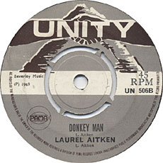 Laurel Aitken - Donkey Man