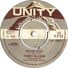 Tommy McCook - Dream Boat