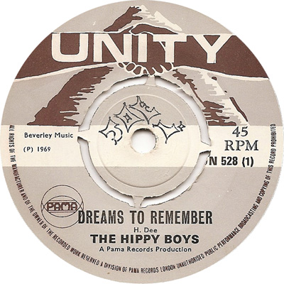 The Hippy Boys - Dreams To Remember