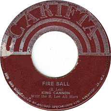 King Cannon - Fire Ball