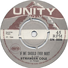 Stranger Cole - If We Should Ever Meet