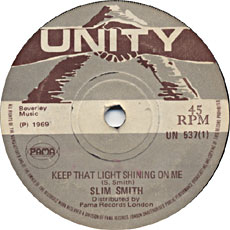 Slim Smith - Keep That Light Shining On Me