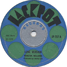 Winston Williams - Love Version