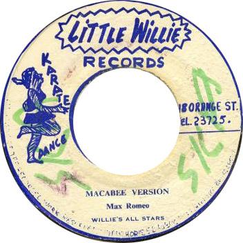 Max Romeo - Macabee Version