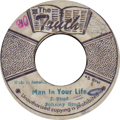 Johnny Stud - Man In Your Life
