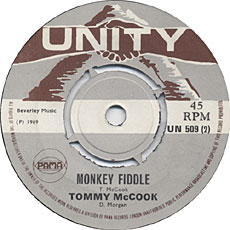 Tommy McCook - Monkey Fiddle