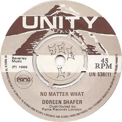 Doreen Schaeffer - No Matter What