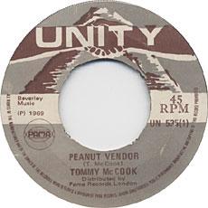 Tommy McCook - Peanut Vendor