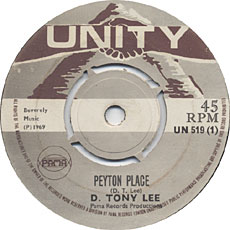 D Tony Lee - Peyton Place
