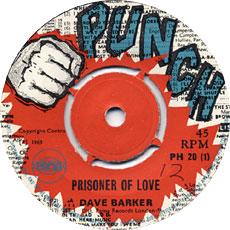 Dave Barker - Prisoner Of Love