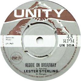Lester Sterling - Reggae On Broadway