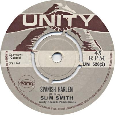 Slim Smith - Spanish Harlem